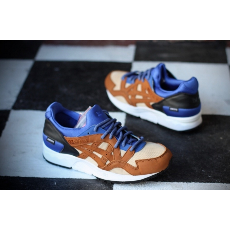 "Asics Gel-Lyte V x Concepts Mix & Match ""Royal Blue"" High Quality мужские кроссовки"