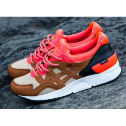 "Asics Gel-Lyte V x Concepts Mix & Match ""Coral"" High Quality"
