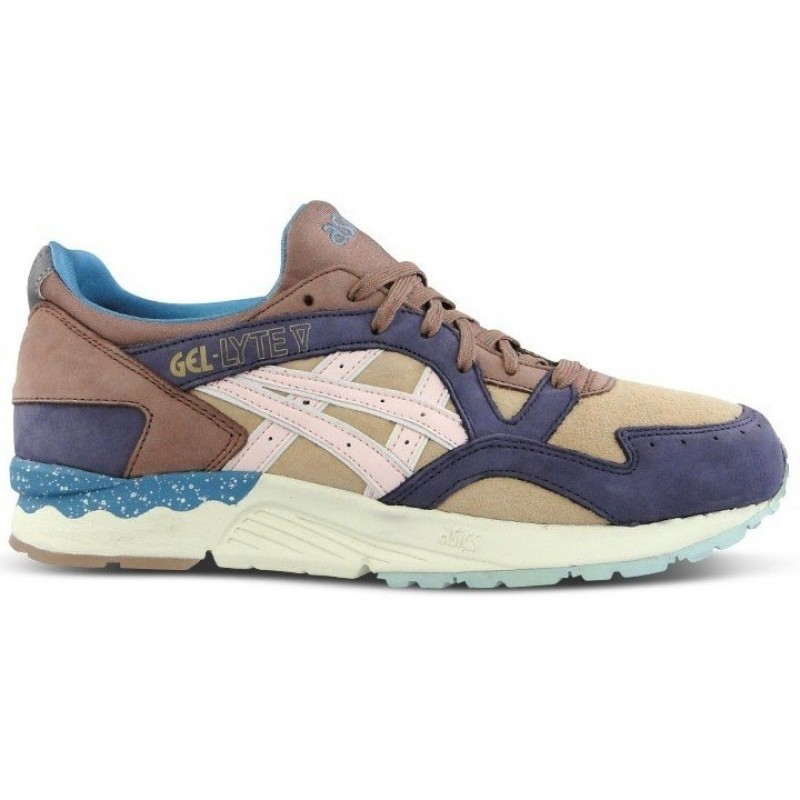 Asics Gel Lyte V x Offspring Desert Pack мужские кроссовки