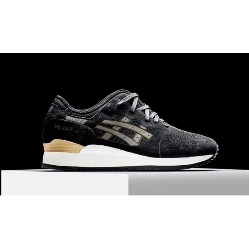 Asics Gel-Lyte V Laser Cut Pack Black мужские кроссовки