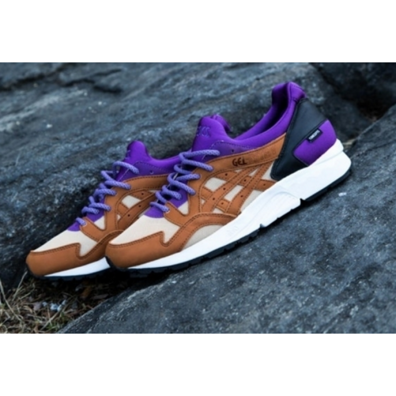Asics Gel-Lyte V x Concepts Mix & Match Violet High Quality мужские кроссовки