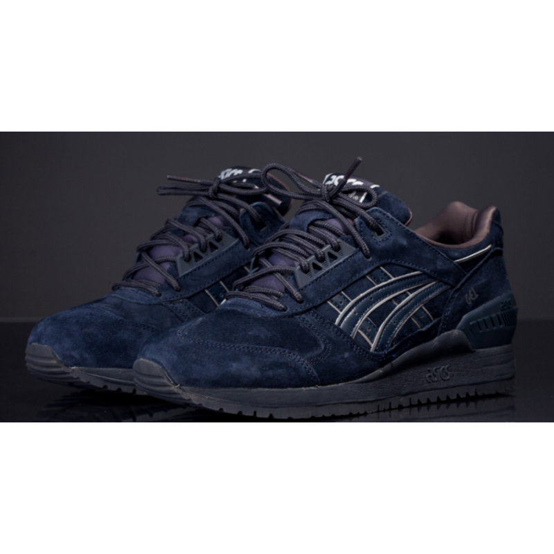 "Asics Gel Respector Tonal Pack ""Indian Ink"" мужские кроссовки"