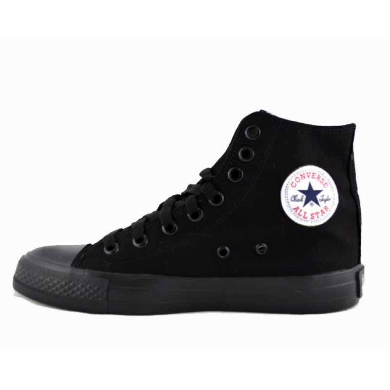 "Converse All Star Chuck Taylor High ""Night Black"" Кеды"