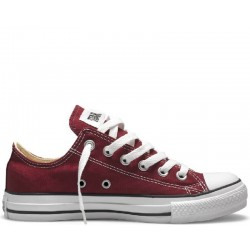 "Converse All Star Chuck Taylor Low ""Bordo"""