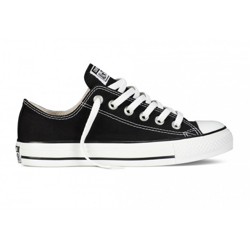 "Converse Chuck Taylor All Star ""Black/White"" мужские кеды"