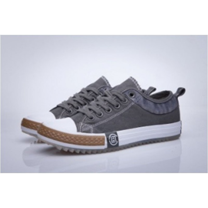 Converse New Collection Grey White мужские кеды