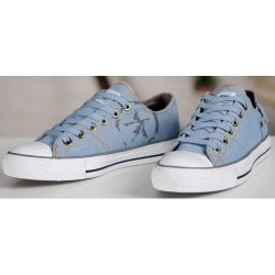 Converse Retro Light Blue