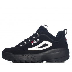 "Fila Disruptor II ""Black/White"""