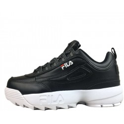 "Fila Disruptor II ""Core Black"""