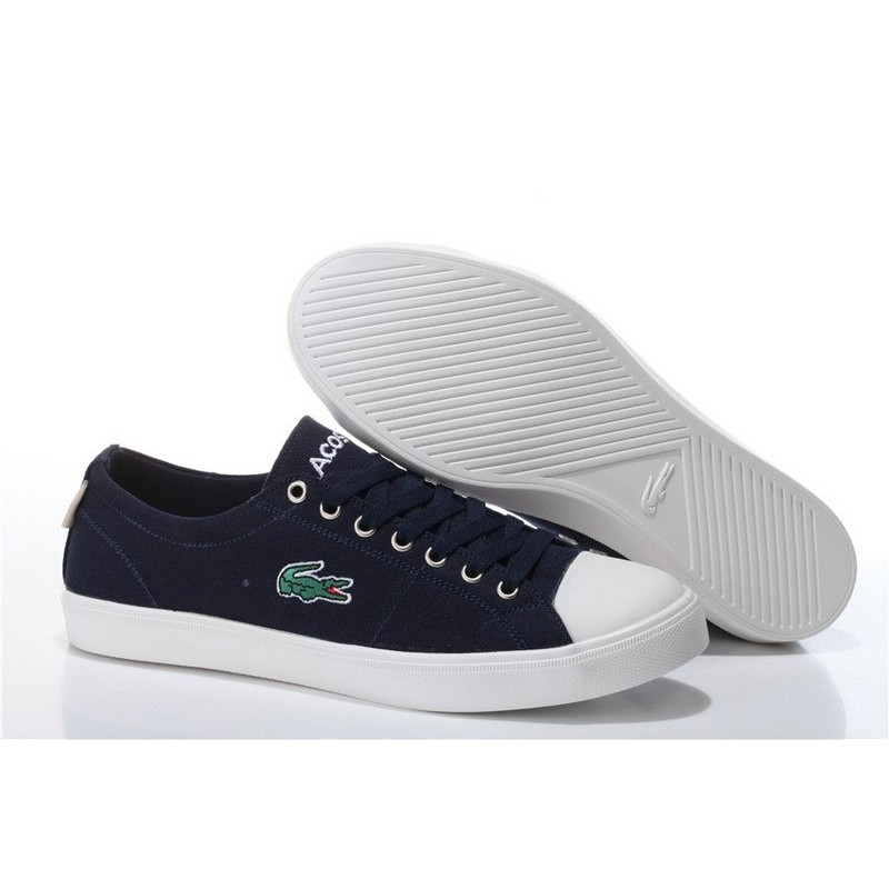 Lacoste City Series Black мужские кеды