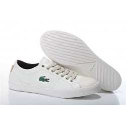 Lacoste City Series White