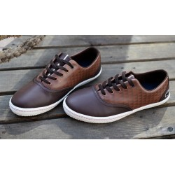 Lacoste Old School Brown 3
