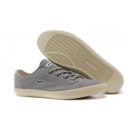 Lacoste Old School Light Grey