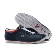 Lacoste Seed Casual Blue Red