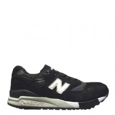 "New Balance 998 ""Ash Black/White"""