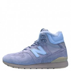 "New Balance 696 Hight Winter ""Purple"" С МЕХОМ"
