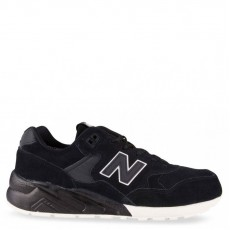 "New Balance 580 Winter ""Black"" С МЕХОМ"