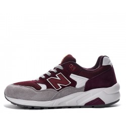 "New Balance 580 Heritage Collection ""Cream/Bordo"""