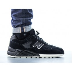 "New Balance 580 ""All Black"""
