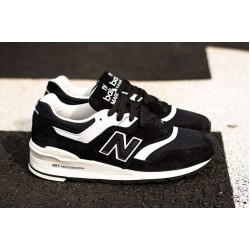 "New Balance 997 ""White/Black"""