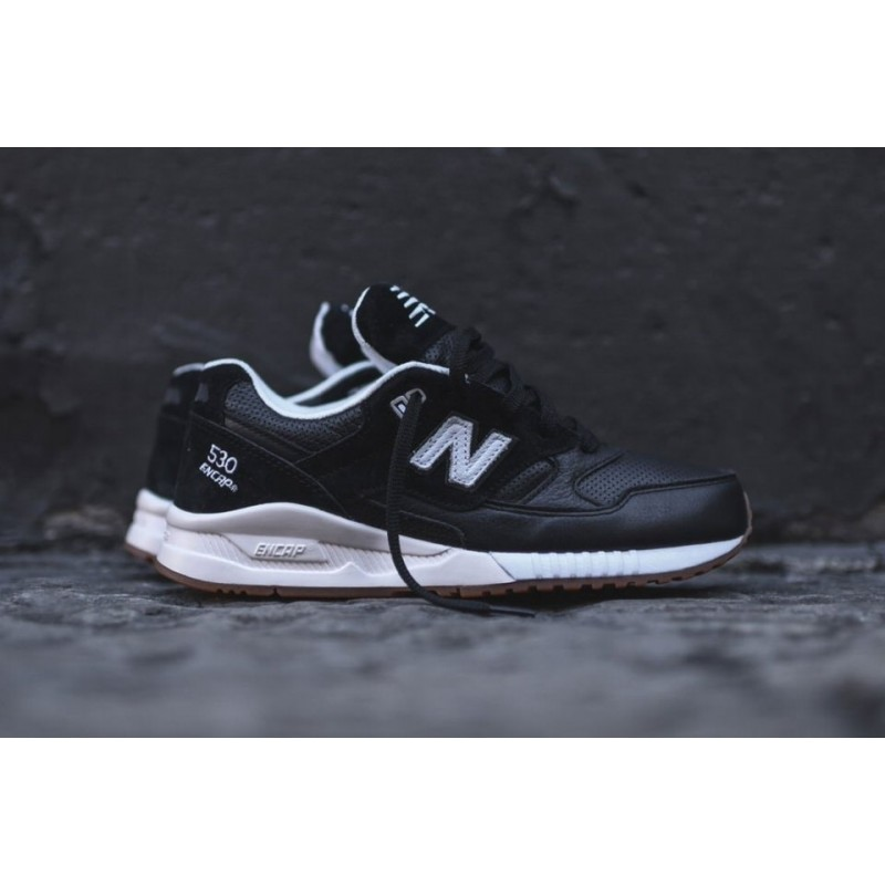 New Balance 530 Athleisure Pack Black мужские кроссовки