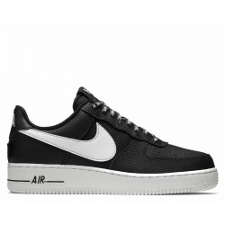 "Nike Air Force 1 Low NBA ""Black/White"""