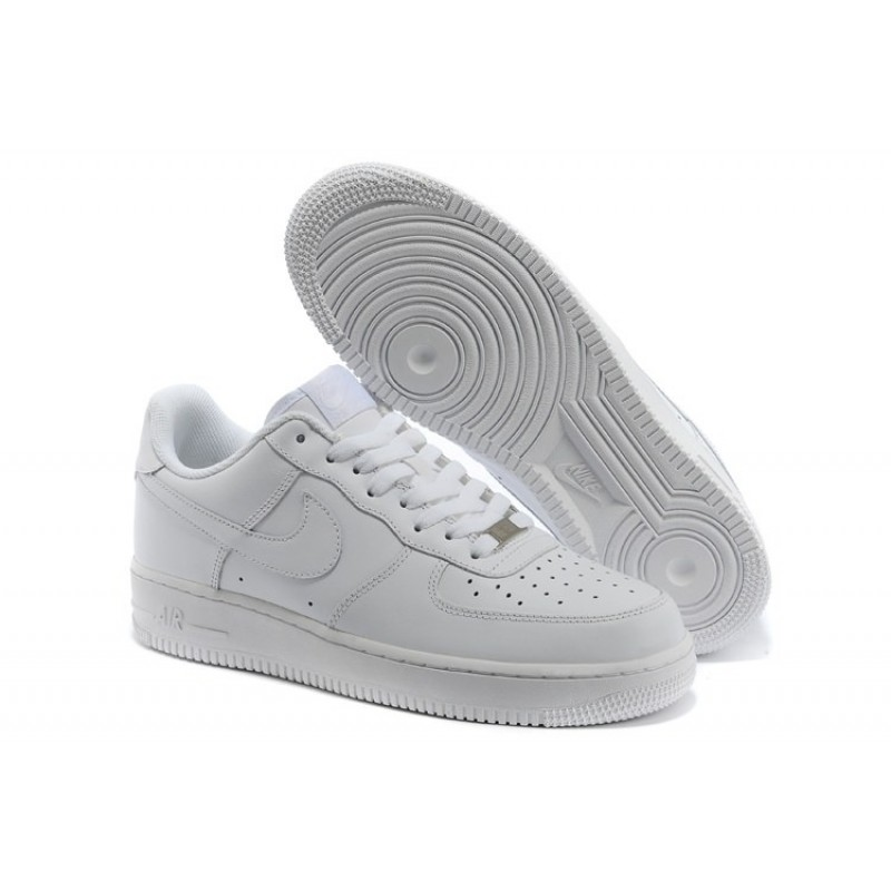 "Nike Air Force 1 Low ""White"" мужские кроссовки"