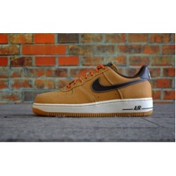 Nike Air Force 1 Low Boot Wheat & Baroque Brown
