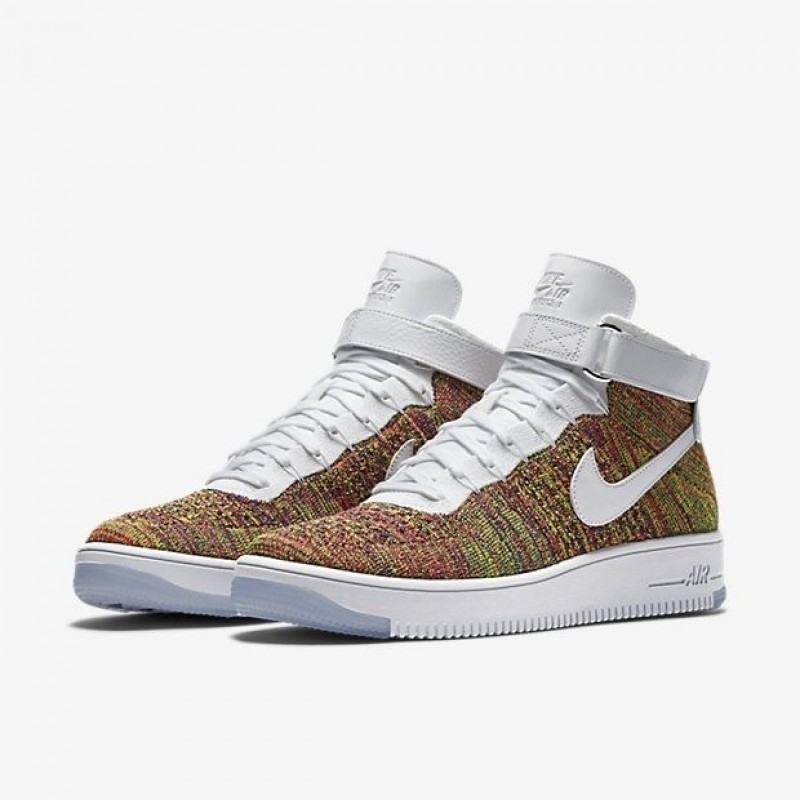 ebed0fcc Мужские кроссовки Nike Air Force 1 Ultra Flyknit Mid