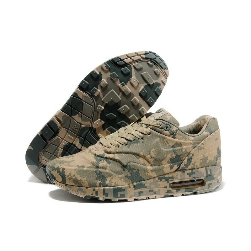 "Nike Air Max 87 VT Сamouflage ""Light Camo"" мужские кроссовки"