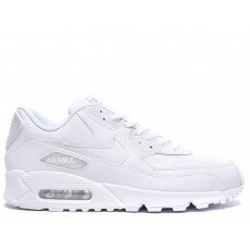 """Nike Air Max 90 Leather """"All White"""""""