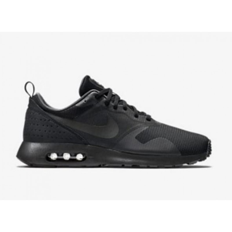 "Nike Air Max Tavas ""Black Antracite/Black"" мужские кроссовки"