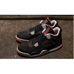 "Nike Air Jordan Retro IV ""Black cement"""