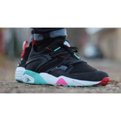 "Puma Blaze of Glory x Sneaker Freaker ""Shark Attack Pack"""