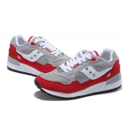 Saucony Red-Grey