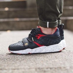 "Kith x Puma Blaze of Glory ""Black/Red"""