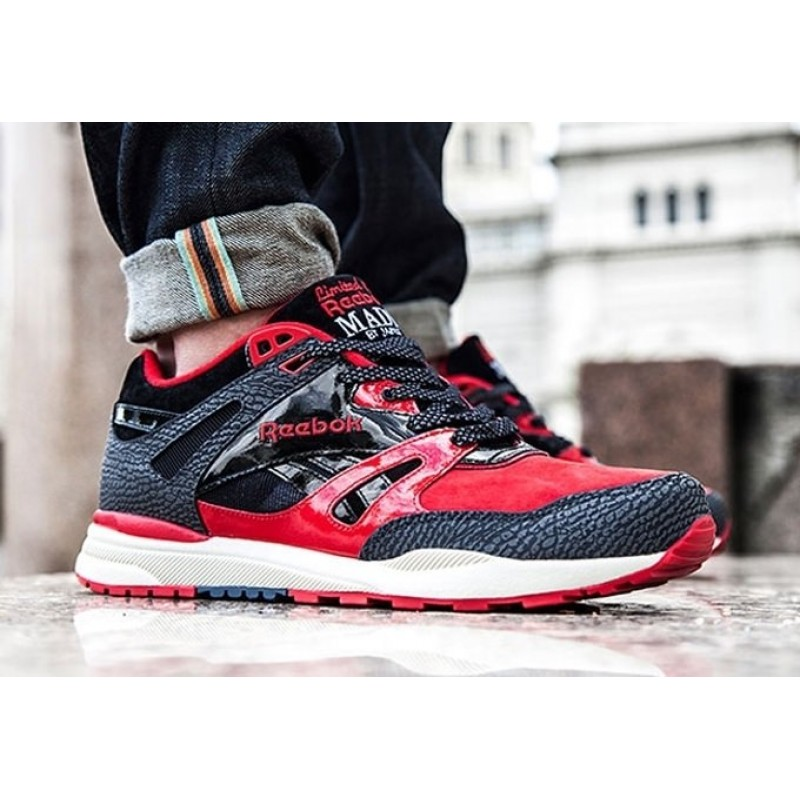 Reebok x Limited Edt Vault Ventilator Red мужские кроссовки
