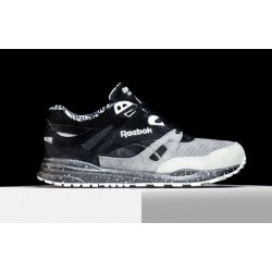 Reebok X Mighty Healthy Ventilator Affiliates Black Carbon Grey