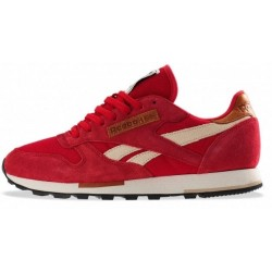 Reebok Classic Leather Red 3