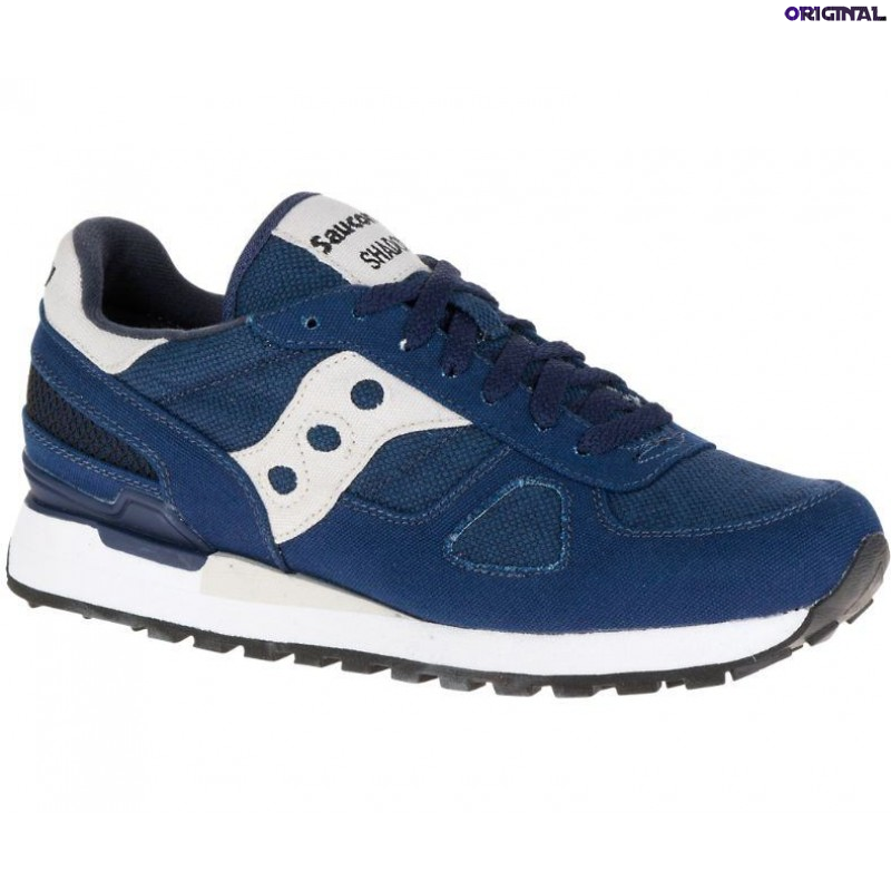 Saucony SHADOW ORIGINAL VEGAN BLUE мужские кроссовки