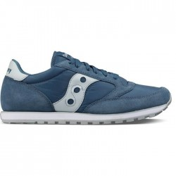 "Saucony Jazz Low Pro ""Blue/White"""