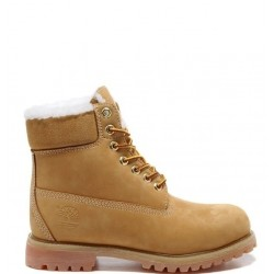 "Classic Timberland 6 inch ""Yellow Winter Edition"""