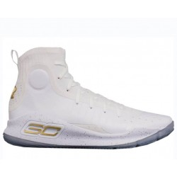 "Under Armour Curry 4 ""Silver White"""