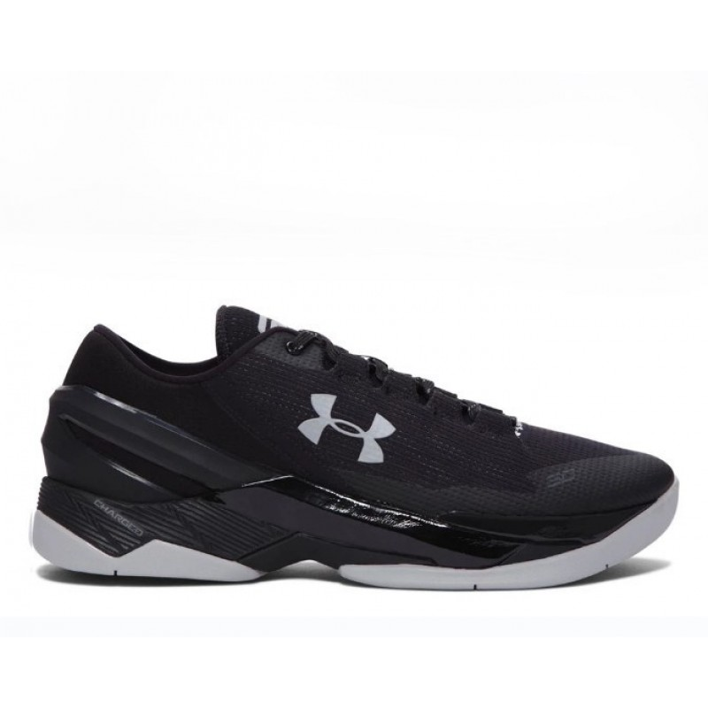 "Under Armour Curry Two Low ""Black"" мужские кроссовки"