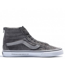 "Madness x Vans SK8-MID ""Dirty Grey"""