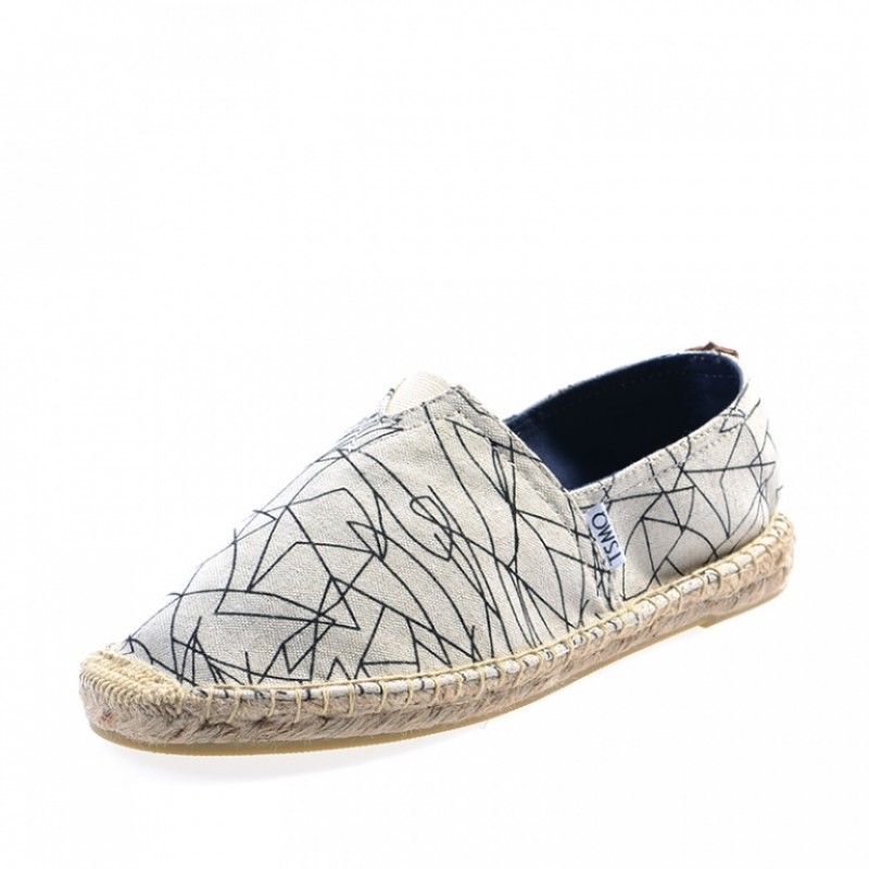 Toms Loafers Abstraction мужские эспадрильи