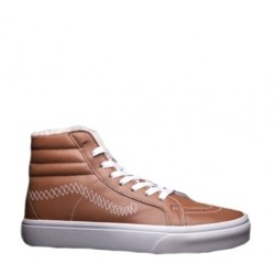 "Vans High-top Classic ""Brown"" с мехом"