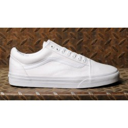 Vans Old School White