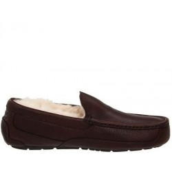 "UGG Ascot Leather ""Brown"""